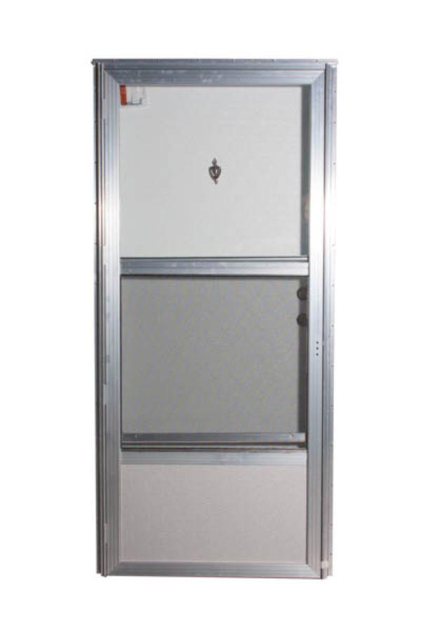 Combo Door With Blank Door With Peep Hole u0026 Knocker With Regular Storm Door  sc 1 st  Don Killins Manufactured Home Parts u0026 Supply Inc. & Combo Doors u2013 Don Killins Manufactured Home Parts u0026 Supply Inc.