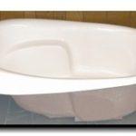42x60 Drop In Tub