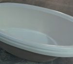 42x70 Oval Drop In Tub